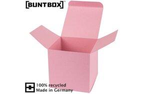BUNTBOX FOLDING CUBE BOXES FLAMINGO